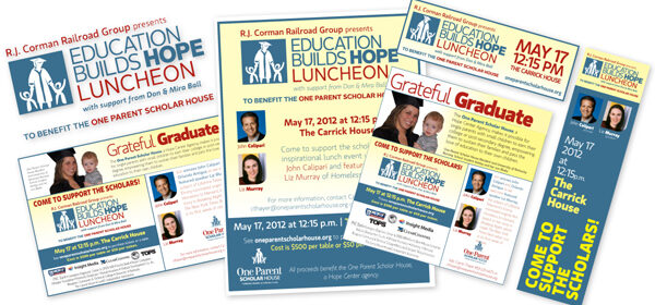 Project of the Week – Education Builds Hope Luncheon