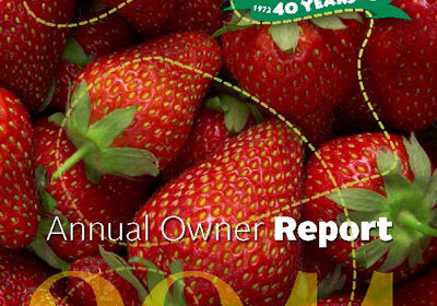 Project of the Week – Good Foods Co-op Annual Report