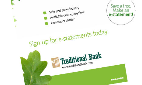 Project of the Week – Traditional Bank E-statements